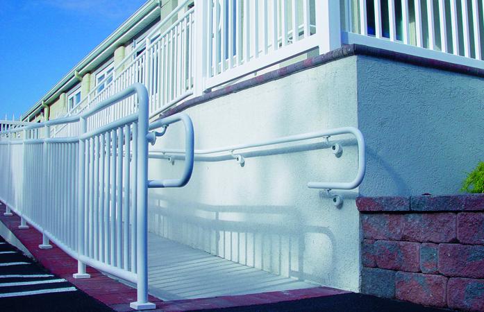 ADA Railing - ADA compliant railing system